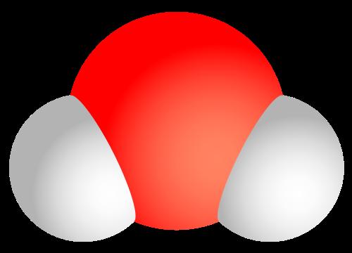 H2O-Molekül