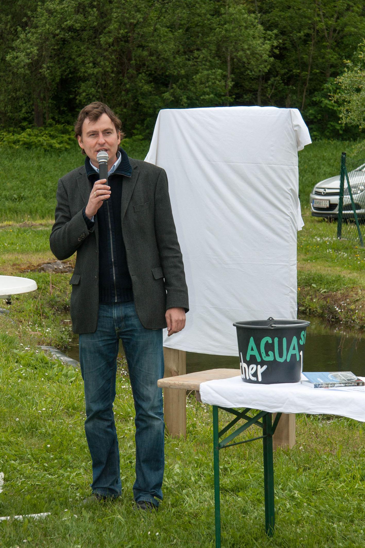Bürgermeister Markus Windisch