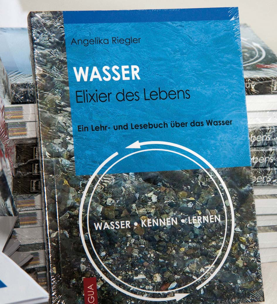 Riegler, Wasser-Elixier des Lebens